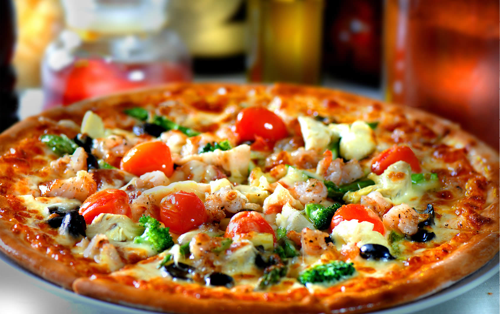 Although the word pizza was documented the first time in 976 in